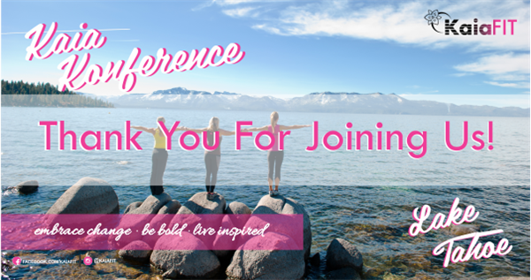 Kaia Festival and Konference Round Up
